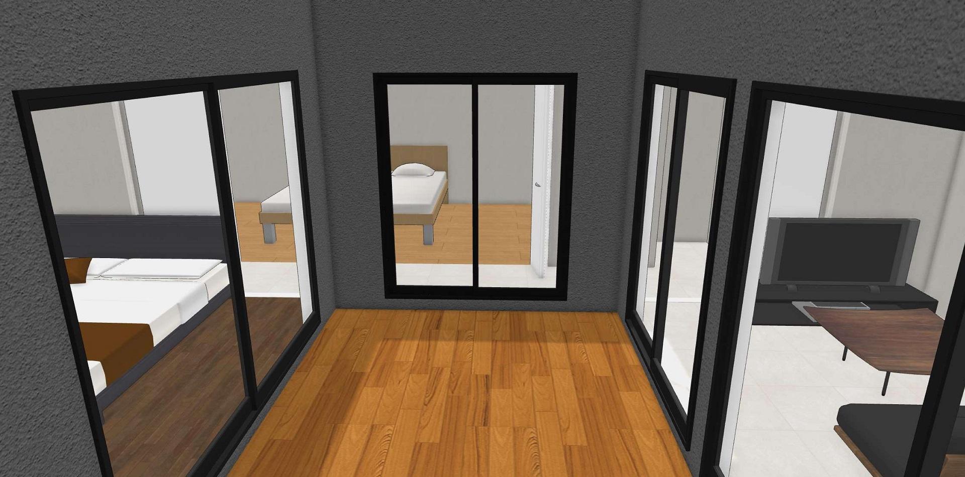 中庭→寝室4_000001